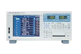 WT1800 High Performance Power Analyzer