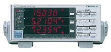 WT210 DIGITAL POWER METERS (DISCONTINUED)